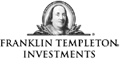 Logótipo da marca Franklin Templeton Investments